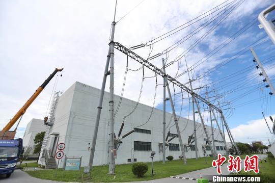现场图来了:特斯拉上海工厂电力配套9月底前完工