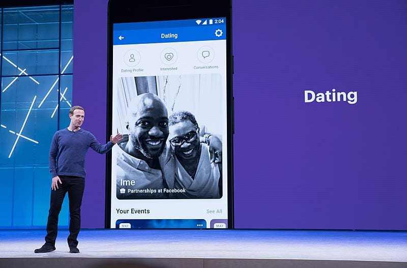 Facebook宣布在美国推出网络约会服务 股价涨2%