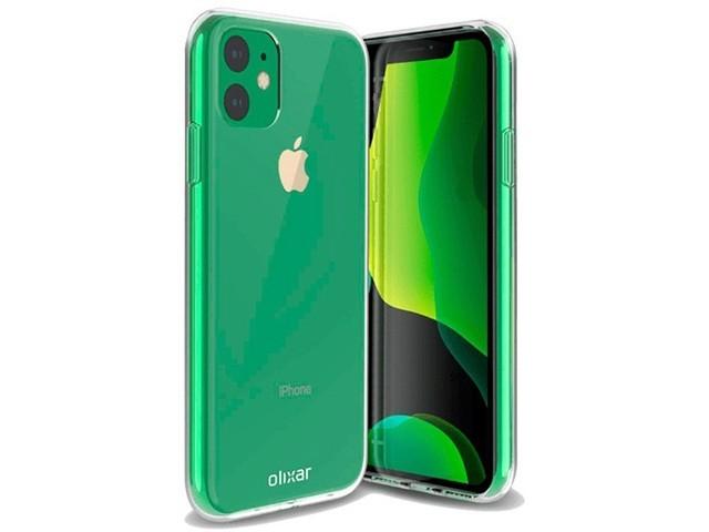 iPhone 11新配色渲染图流出 绿的发光