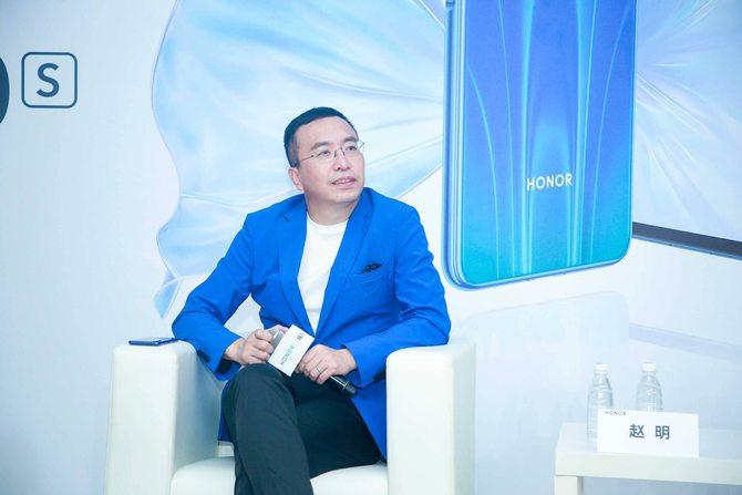 专访荣耀赵明:重新定义产品线 看淡舆论漩涡