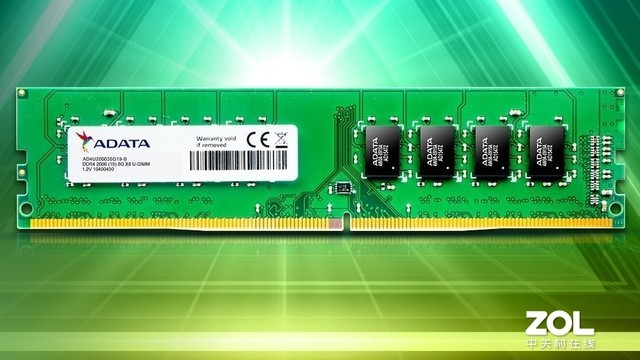 威刚发布单条32GB DDR4内存 价格很有吸引力