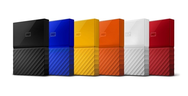 Mac用户有独享 西数发布5TB超便携移动硬盘