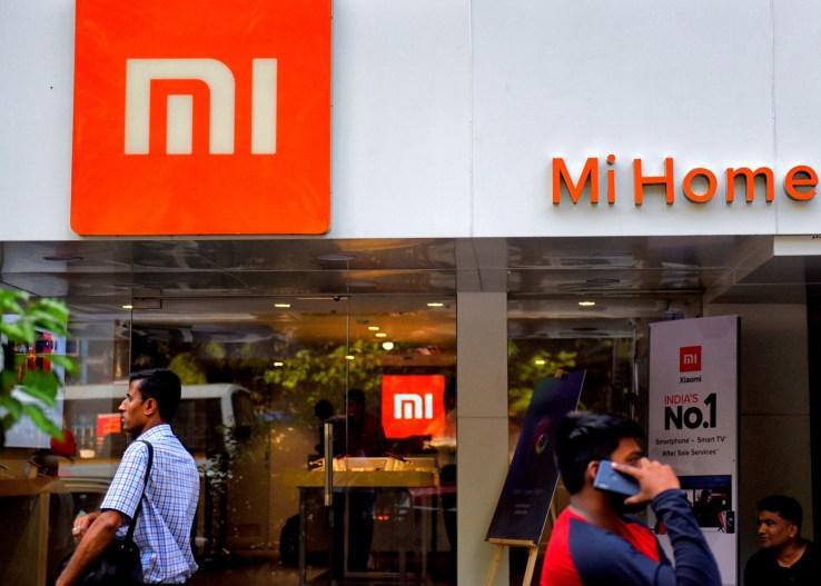 小米手机成印度第一个在5年内销量过亿的手机品牌