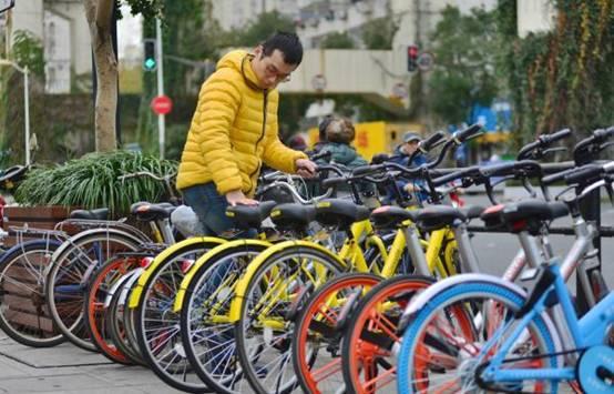 上海立规共享单车企业:25项考核指标 每半年考核一次