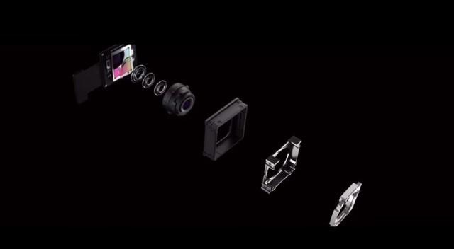 OPPO发布的不是手机 是能打电话的稳定器