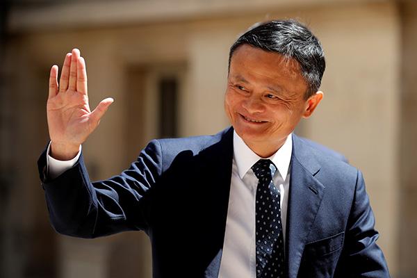 从马老师回归马老师 55岁马云卸任阿里董事局主席