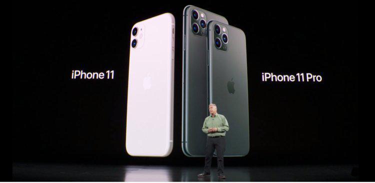 iPhone 11 Pro系列国行起价8699元,与去年持平