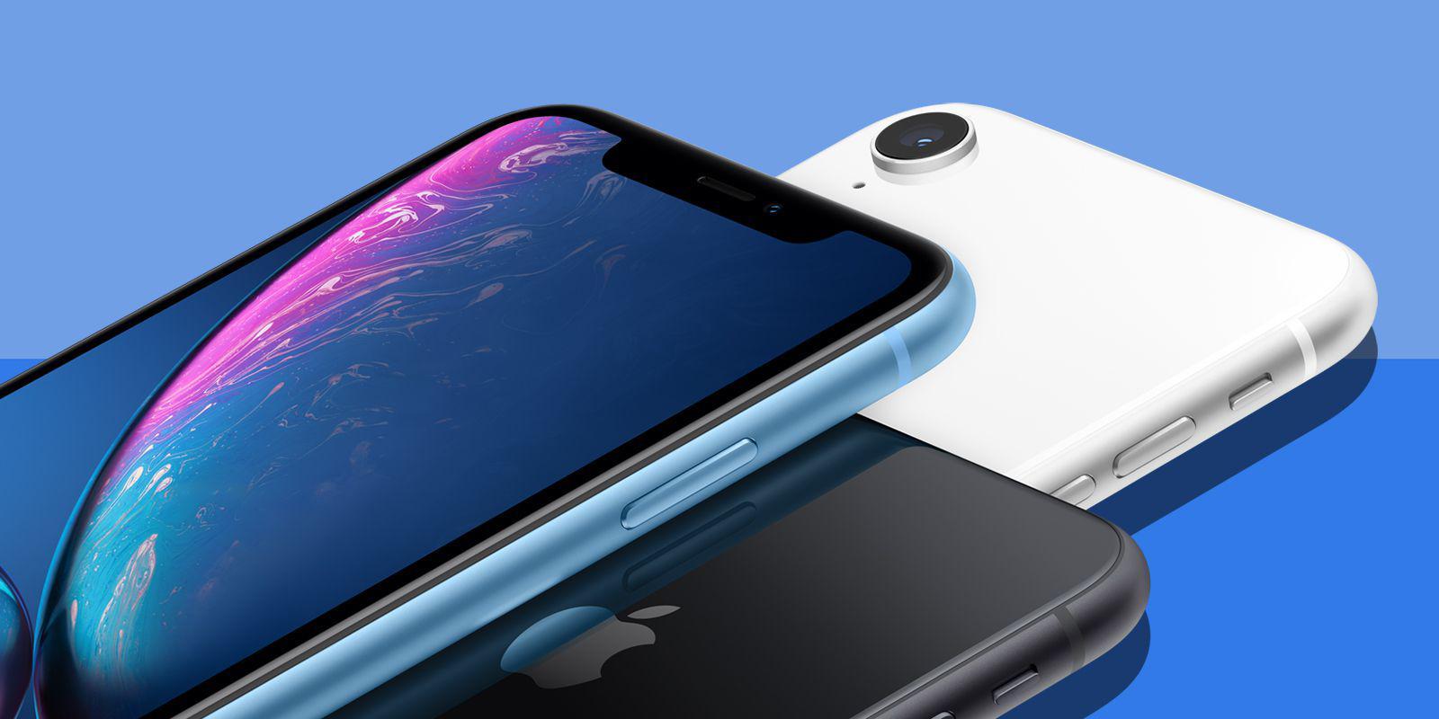 iPhone XR官方价格降1700元,XS系列从官网下架