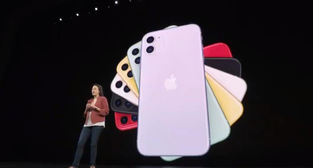 苹果今年有诚意?iPhone11国行5499起 较XR便宜千元