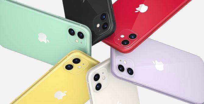 iPhone 11系列发布:三款机型,售价5499元起