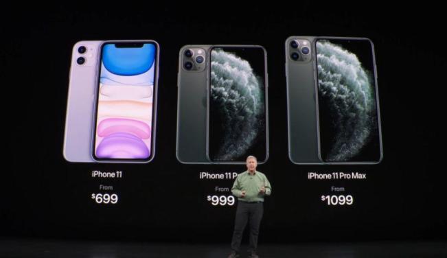 一文读懂这届苹果发布会:三款新iPhone、没5G、最贵超万元