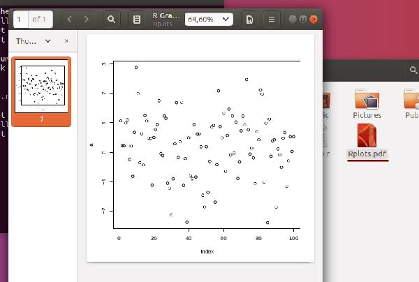 如何在Ubuntu上安装和使用R语言