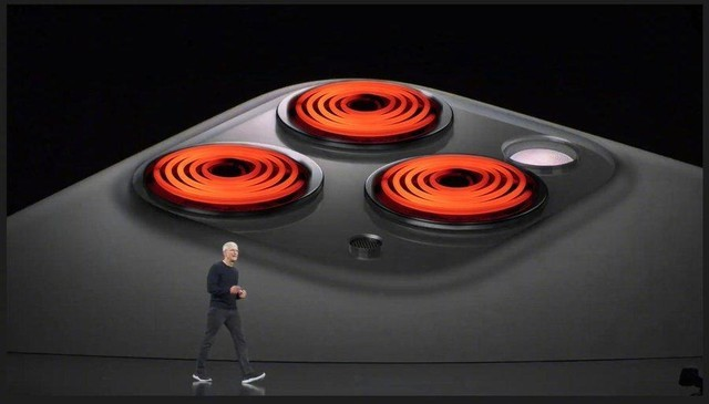 iPhone 11和RTX显卡有啥共同点?都像煤气灶!