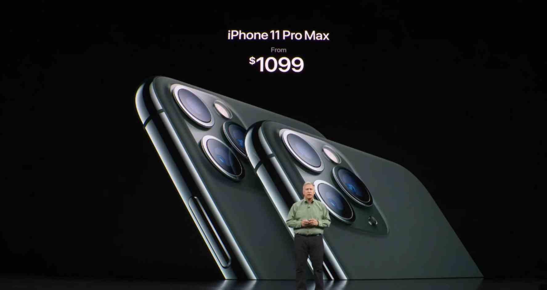 iPhone 11没人买?苹果涨超2%总市值重返万亿美元