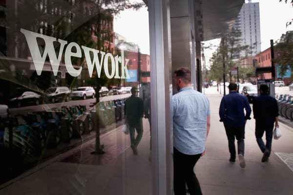 WeWork不顾软银反对,继续推进200亿美元IPO计划
