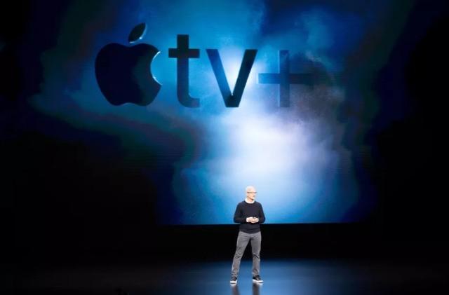 Apple TV+即将在印度上线 月费10元