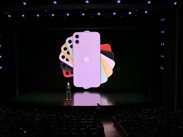 库克回应iPhone 11降价 希望更多用户享受iPhone