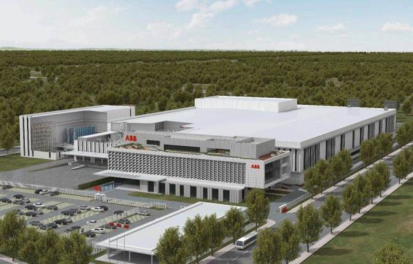 斥资10亿元!瑞士工业集团ABB机器人工厂在沪开工