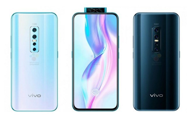 vivo V17 Pro下月上市 搭载升降式双摄像头