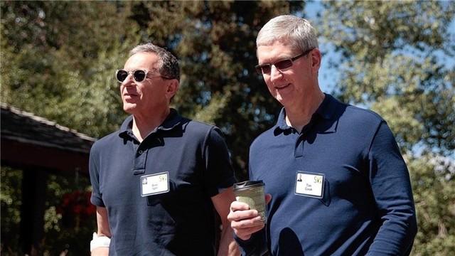 迪斯尼CEO辞去苹果董事会职务 因存竞争关系