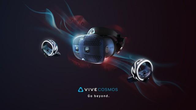 HTC VIVE COSMOS 淘宝造物节震撼亮相