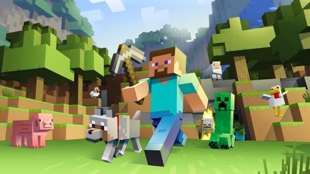 微软:《我的世界》月活跃玩家达1.12亿