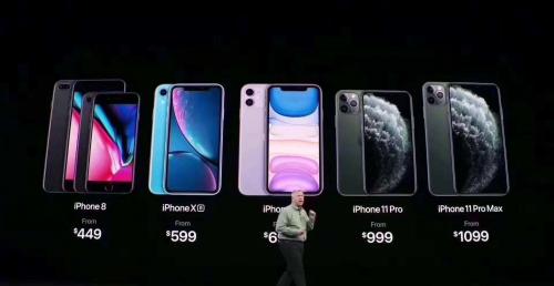 """国产手机9月""""围城"""",转转行情:iPhone""""下沉""""二手手机市场"""