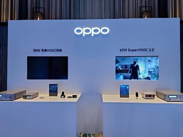 OPPO 30W无线VOOC闪充技术曝光 新机有望搭载