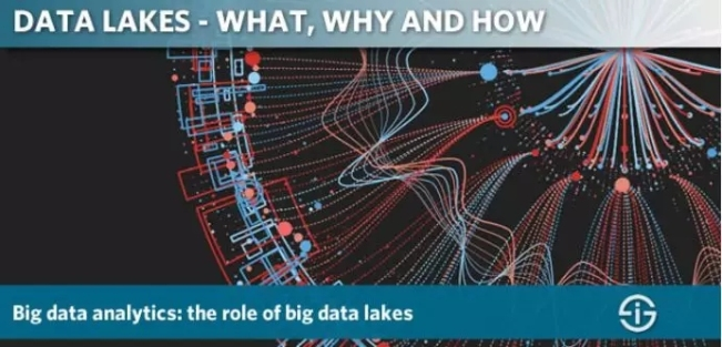 """数据湖里没有""""水怪"""",有的是,,,"""