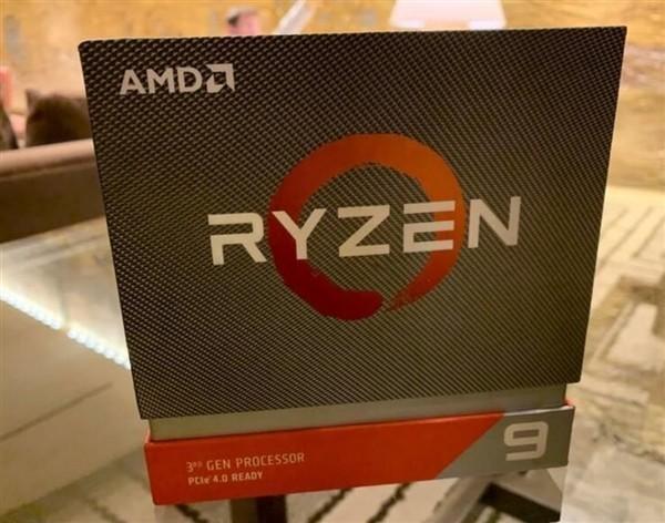 全民炸锅!AMD锐龙9 3950X真身首曝