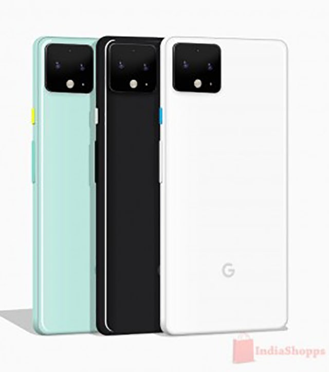 Google Pixel 4配置曝光 预装Android 10系统