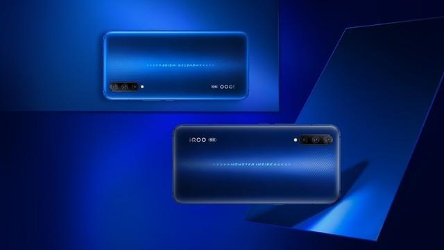 iQOO Pro 5G幻影蓝版本今日开售,12GB+128GB售价4098元
