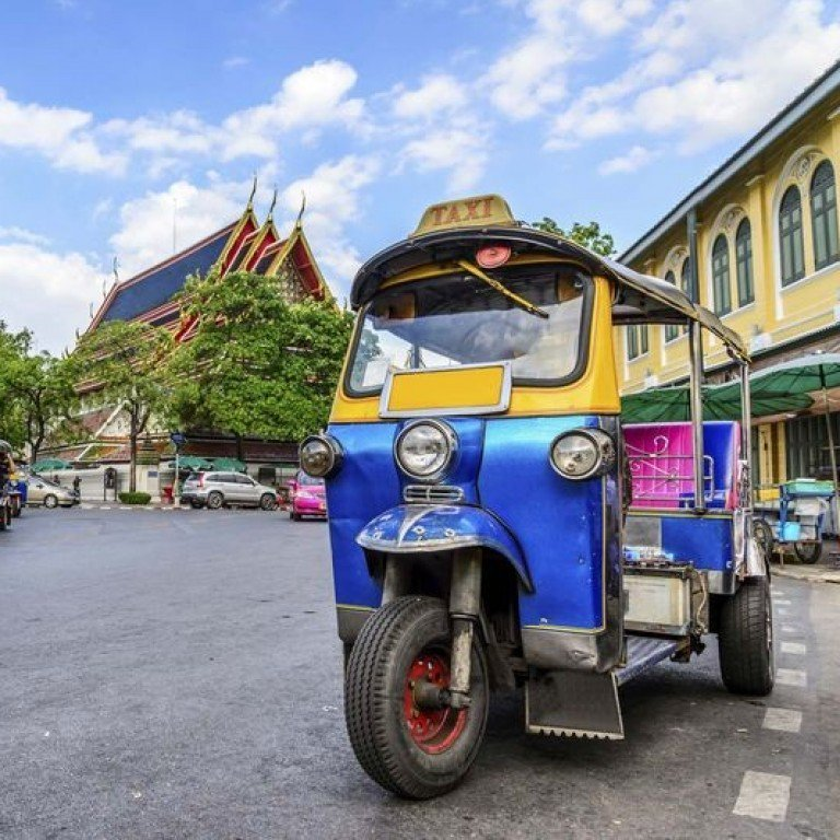 更符合国情,泰国将用三轮车测试自动驾驶技术
